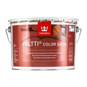 Valtti Color Satin Валтти Колор - антисептик с сатиновым блеском