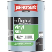 Vinyl Silk Brilliant White JOHNSTONES [Джон Стоун Винил Силк Брилиант]
