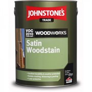 Satin Woodstain JOHNSTONE`S [Сатин вуд стеин Джон Стоунс]